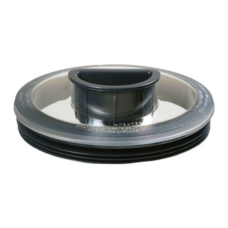 Univen Blender Jar Lid and Center Filler Cap fits Oster Fusion Blenders