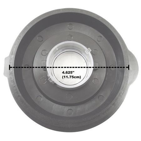 Univen Blender Jar Lid, Fits Black & Decker Blender models BL600, BL690, BL700 & MTB500