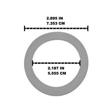 Univen Blender O-ring Gasket Seal fits Waring Blenders Made in USA 3 Pack