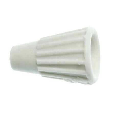 Univen Porcelain Ceramic Twist Wire Connector Medium Size