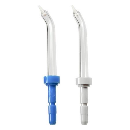 Univen Water Flosser Oral Irrigator Periodontal Jet Tips Replaces WaterPik Pik Pocket PP-100E 2 Pieces
