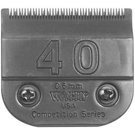 Wahl 2352-100 Surgical Detachable Pet Clipper Blade Set, #40
