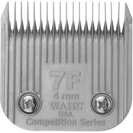 Wahl 2368-100 Full Medium Coarse Detachable Pet Clipper Blade Set, #7F