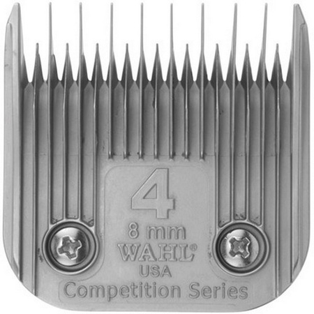 Wahl 2374-100 Skip Extra Coarse Detachable Blade Set, #4