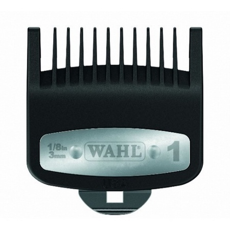 "Wahl 3354-1300 Professional 1/8"" Premium Cutting Guide with Metal Clip"