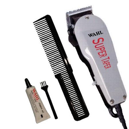 Wahl 8400 Super Taper Hair Clipper W/bonus Guide Comb Set