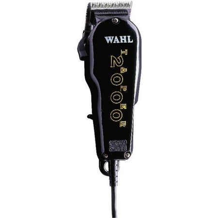 Wahl 8472-850 Taper 2000 Clipper, Black