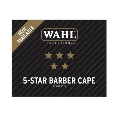 Wahl 97791 5 Star Barber Cape