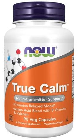 Now Foods True Calm - 90 Cap