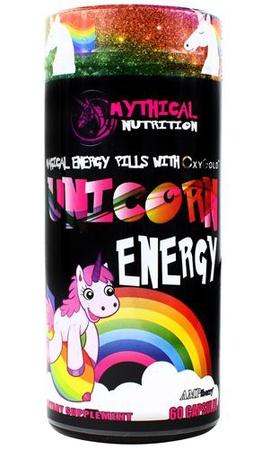 Mythical Nutrition Unicorn Energy - 60 Cap
