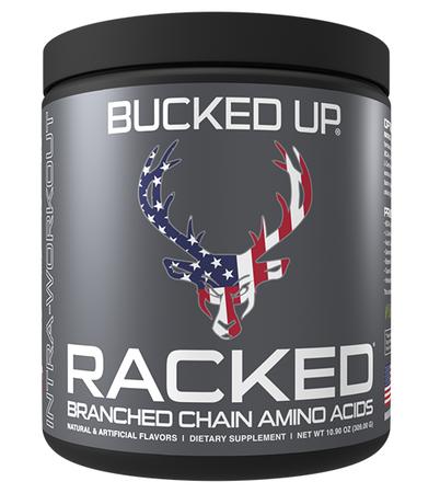 Bucked Up Racked BCAA  Rocket Pop - 30 Servings