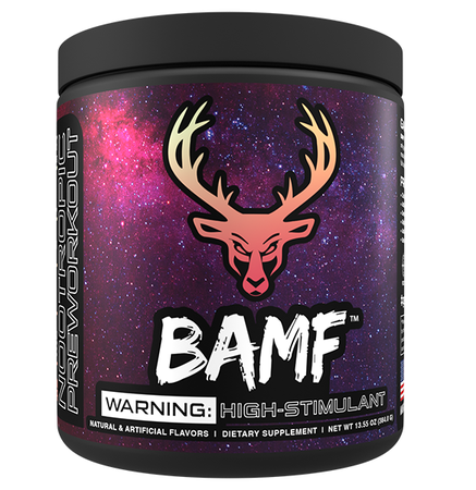 Bucked Up BAMF  Watermelon - 30 Servings