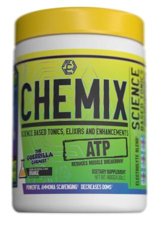 Chemix ATP  Orange - 40 Servings