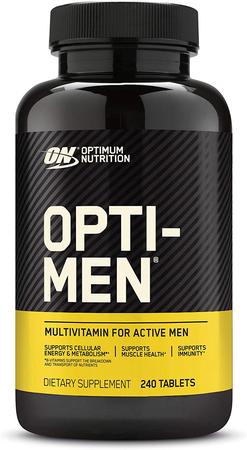 Optimum Nutrition Opti-Men Multi Vitamin - 240 Tab