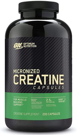 Optimum Nutrition Creatine 2500 Capsules - 200 Caps