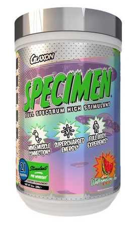 Glaxon Specimen V2  Watermelon Ice - 21 Servings