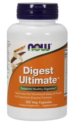Now Foods Digest Ultimate - 120 Cap