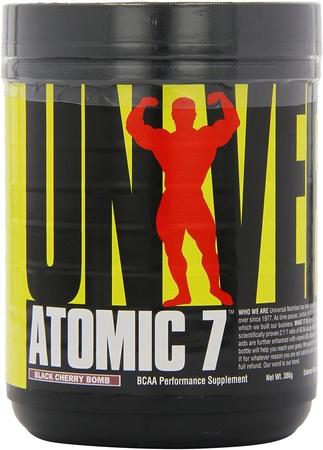 Universal Atomic 7 BCAA Black Cherry - 30 Servings