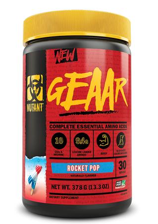 Mutant GEAAR EAA's Rocket Pop - 30 Servings
