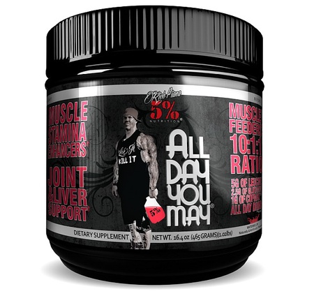 5% Nutrition All Day You May  Watermelon - 30 Servings