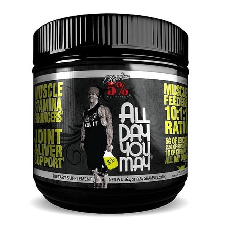 5% Nutrition All Day You May Lemon Lime - 30 Servings