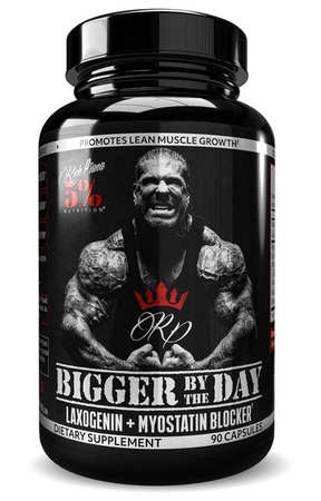 5% Nutrition Bigger By The Day - 90 Cap