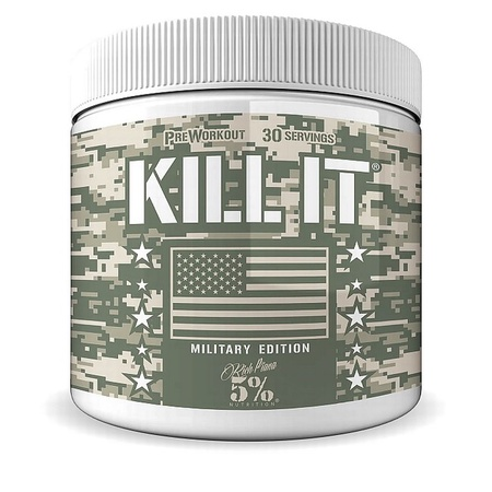 5% Nutrition Kill It Pre Workout  Special Military Edition - 30 Servings
