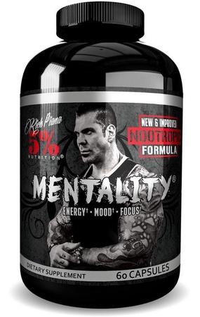 5% Nutrition Mentality Nootropic Blend - 60 Cap