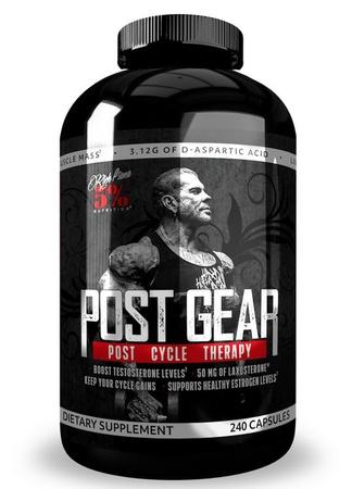 5% Nutrition Post Gear - 240 Cap