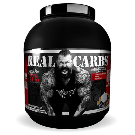 5% Nutrition Real Carbs Blueberry Cobbler - 60 Servings