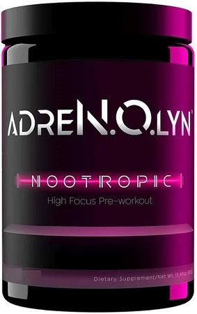 Blackmarket Labs AdreNOlyn Nootropic Grape Lime Rickey - 25 Servings