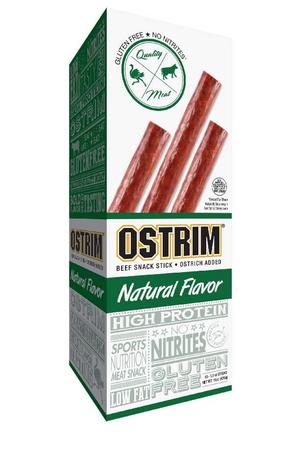 Ostrim Sticks Natural 1.5 Oz - 10 Sticks