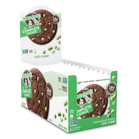 Lenny & Larry's The Complete Cookie Choc-O-Mint - 12 Cookies