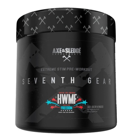 Axe & Sledge Seventh Gear Pre-Workout HWMF - 30 Servings