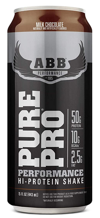 ABB Pure Pro 50 Chocolate - 12 Cans
