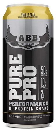 ABB Pure Pro 50 RTD Vanilla Bean - 12 Cans