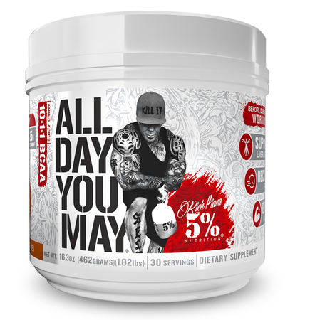 5% Nutrition All Day You May  Southern Sweet Tea - 30 Servings