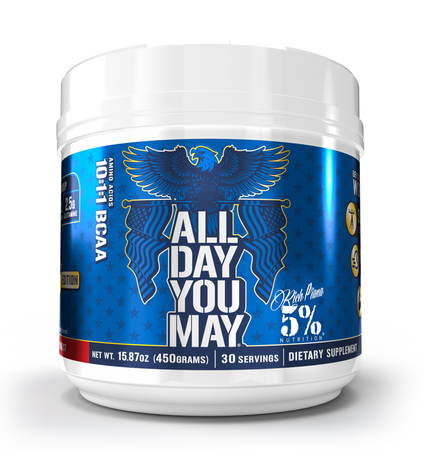 5% Nutrition All Day You May Starry Burst - 30 Servings (Limited Edition Flavor)