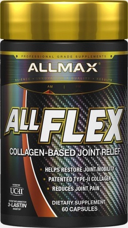 AllMax Nutrition AllFlex ALL-IN-ONE JOINT FORMULA - 60 Cap