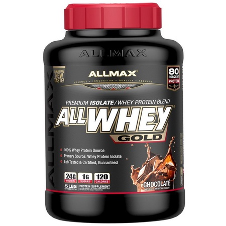 AllMax Nutrition AllWhey Gold Chocolate Peanut Butter - 5 Lb