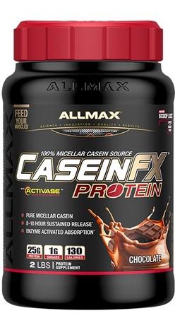 AllMax Nutrition Casein FX Chocolate - 2 Lb