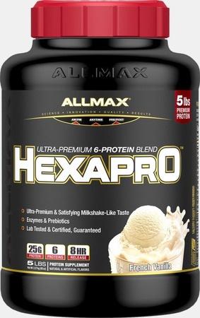 AllMax Nutrition Hexapro Vanilla - 5 Lb