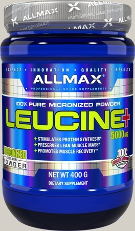 AllMax Nutrition Leucine Unflavored - 400 Grams