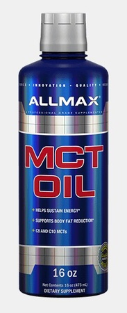 AllMax Nutrition MCT Oil - 16 Oz