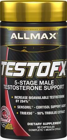 AllMax Nutrition TestoFX - 90 Cap