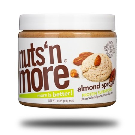 Nuts n More Almond Butter - 16 Oz
