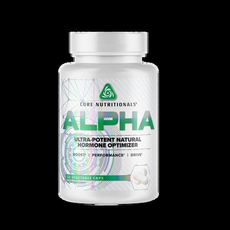 Core Nutritionals Alpha - 56 Cap