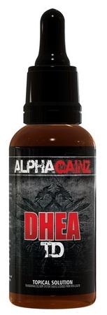 Alpha Gainz DHEA TD Transdermal DHEA 100mg - 30 ml