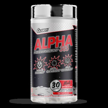Glaxon Alpha 365 - 120 Cap