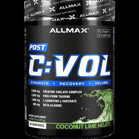 AllMax Nutrition C:VOL Coconut Lime Mojito - 30 Servings